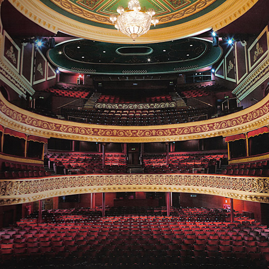 The Gaiety Theatre Canning Design